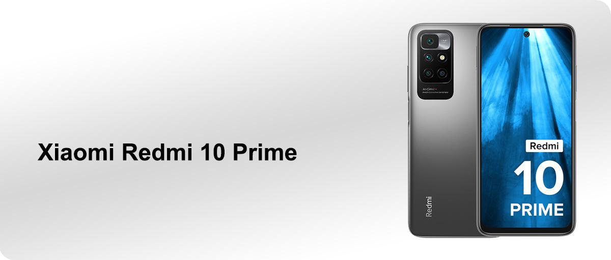 بررسی گوشی شیائومی Redmi 10 Prime