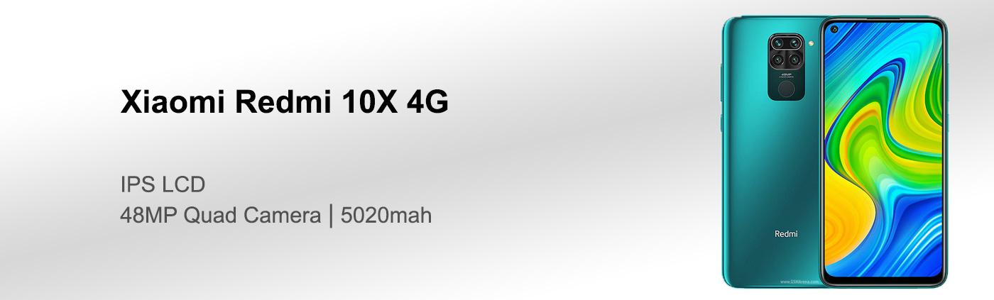 بررسی گوشی شیائومی Redmi 10X 4G