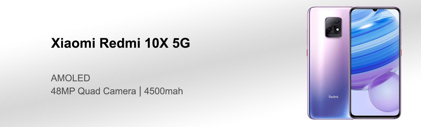 بررسی گوشی شیائومی Redmi 10X 5G