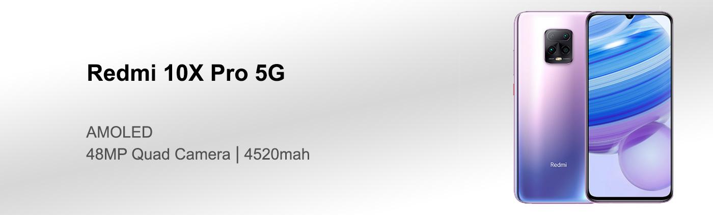 بررسی گوشی شیائومی Redmi 10X Pro 5G