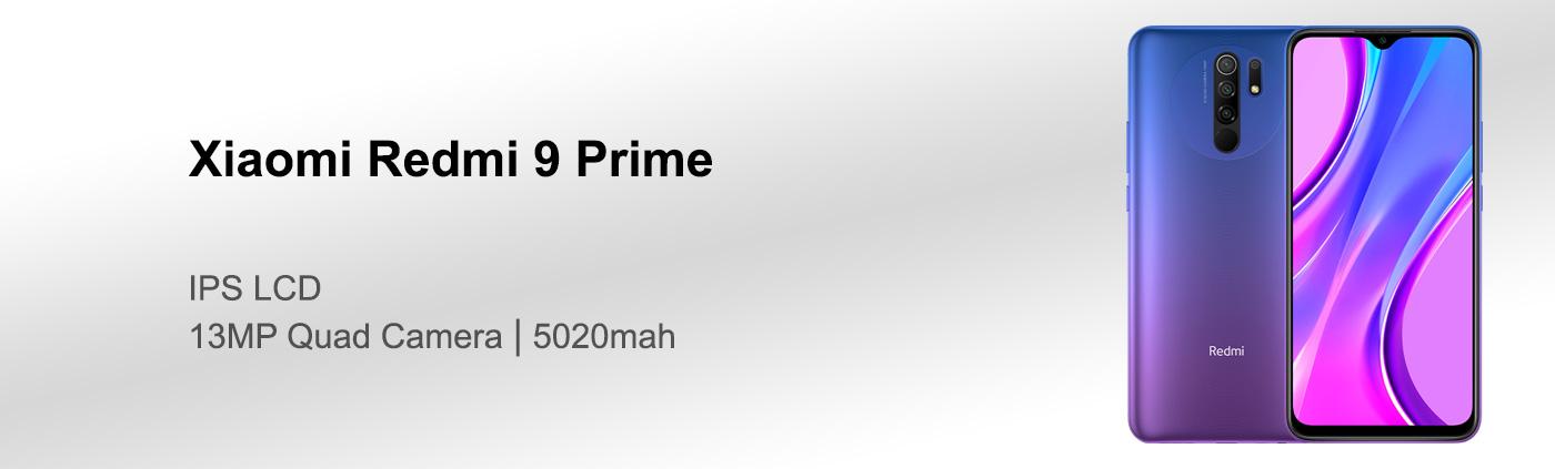 بررسی گوشی شیائومی Redmi 9 Prime
