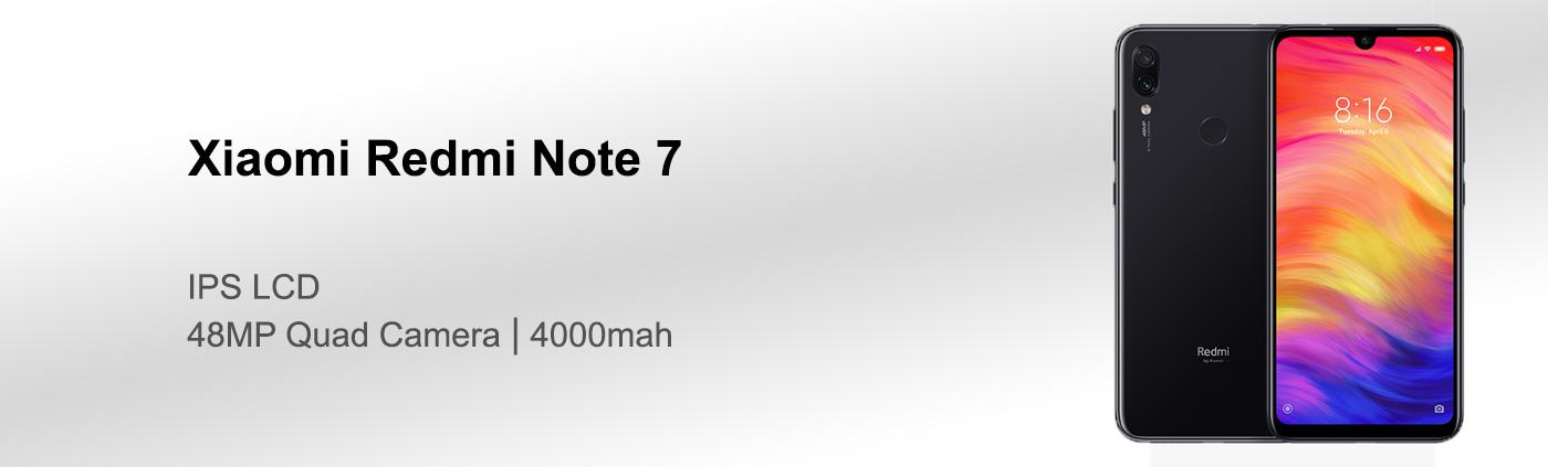 بررسی گوشی شیائومی Redmi Note 7