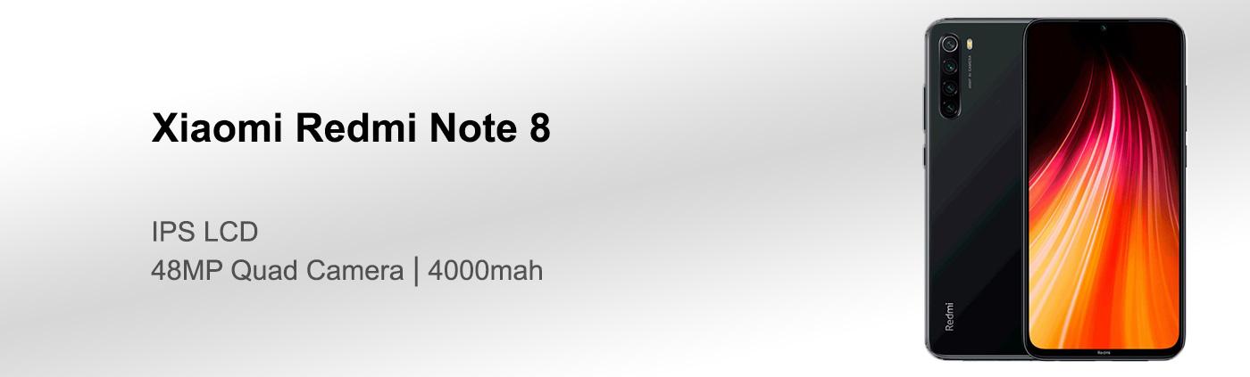 صفحه نمایش شیائومی Redmi Note 8