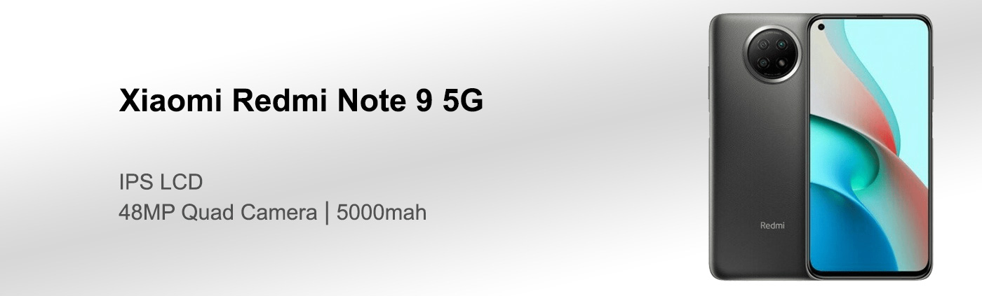 بررسی گوشی شیائومی Redmi Note 9 5G