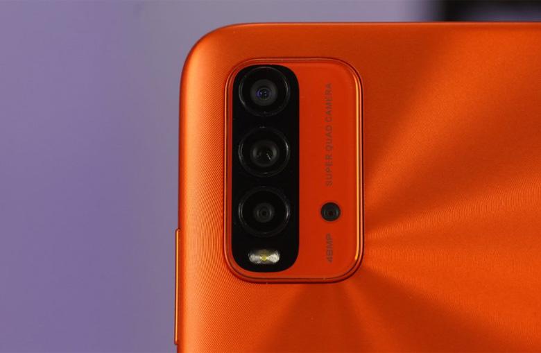 دوربین گوشی گوشی موبایل شیائومی مدل Redmi 9t