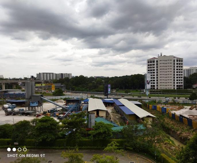 عکس دوربین گوشی موبایل شیائومی مدل Redmi 9t