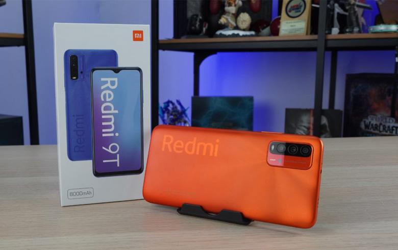 گوشی شیائومی مدل Redmi 9t