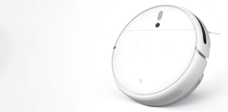جاروبرقی و طی هوشمند رباتی شیائومی Mijia 1C