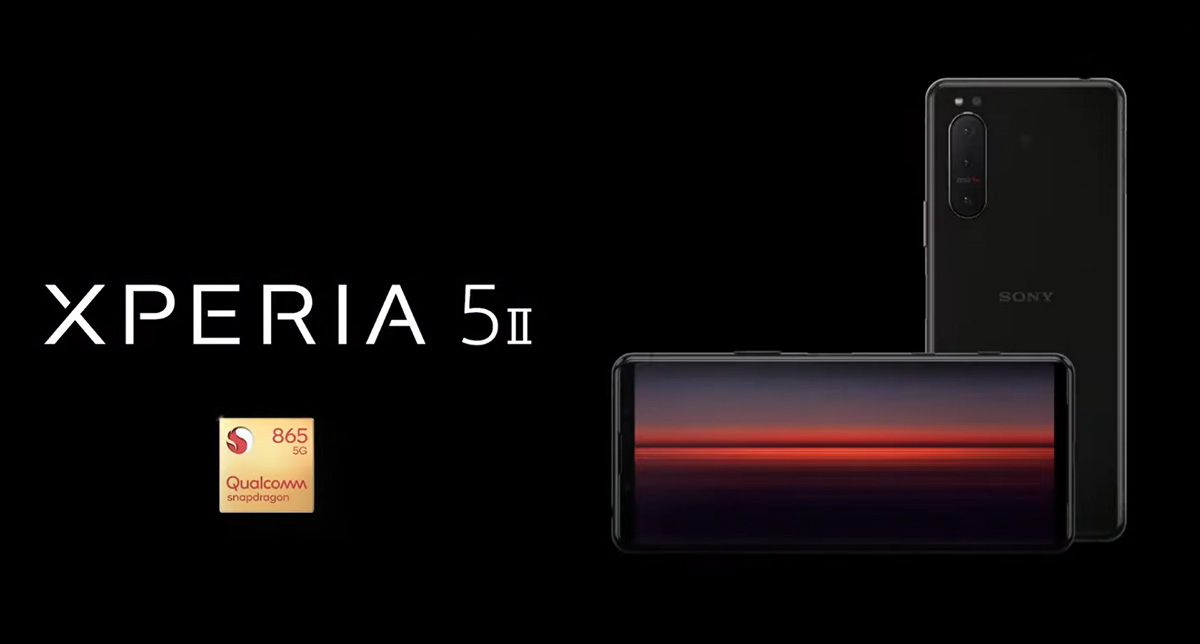 گوشی موبایل سونی مدل Xperia 5 II