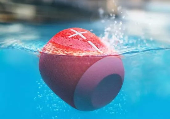 اسپیکر قابل حمل ضد آب