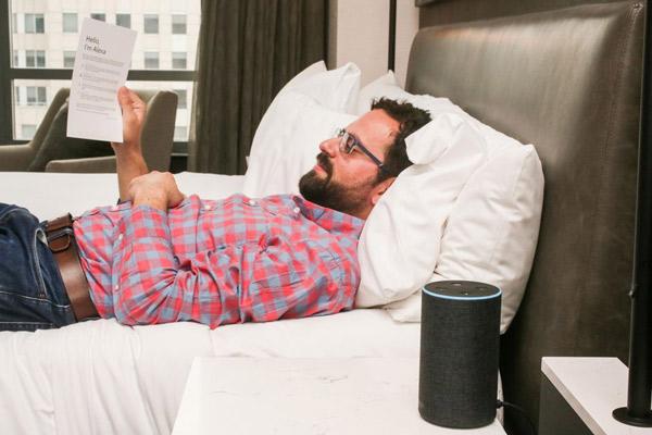 اسپیکر مخصوص اتاق خواب