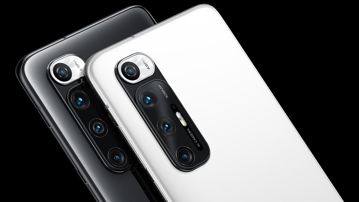 گوشی شیائومی Mi 10s برخوردار از دوربین اصلی 108 مگاپیکسلی با حسگر HMX