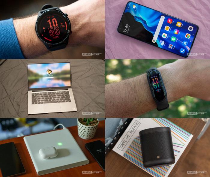 خرید جدیدترین مدل های گوشی شیائومی