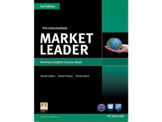 کد 391- Market Leader pre-intermediate 3rd edition