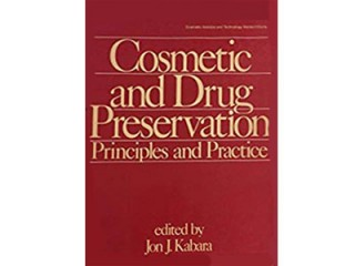 کد 1041:  Cosmetic and Drug Preservation: Principles and Practice 1st Edition
