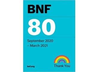 کد 113690: BNF 80 (British National Formulary) September 2020 80th Revised edition
