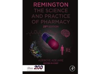 کد 200070: Remington: The Science and Practice of Pharmacy (Remington: The Science and Practiice of Pharmacy) 23rd Edition, Kindle Edition 2020
