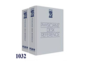 کد 1032- PDR Physicians Desk Reference 70th Edition