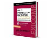 کد 1059 - Drug Information Handbook with International  Trade Names Index  24th Edition 2016