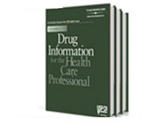 کد 35748- Drug Information for the Health Care Professional (USP DI: v.1 Drug Information for the Health Care Professional) 27th Edition