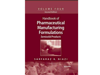 کد 81275: Handbook of Pharmaceutical Manufacturing Formulations: Semisolid Products