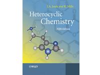 کد 33005- Heterocyclic Chemistry, 5th Edition