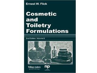 کد 16767: Cosmetic and Toiletry Formulations, Volume 8