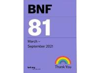 کد 4107: BNF 81 (British National Formulary) March 2021