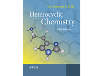 کد 33005- Heterocyclic Chemistry, 5th Edition