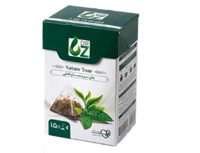 چای سبز نعنا فلفلی - دکتر آز