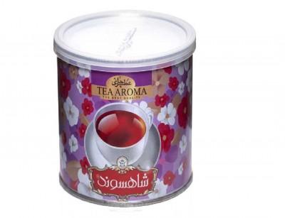 عطر چای (سیلان و اسانس برگاموت) قوطی 100 گرمی