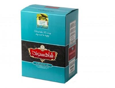 چای فیروزه ای نشان (چای سیلان و ترکیب بی نظیر با هل گواتمالا) 450 گرمی شاهسوند