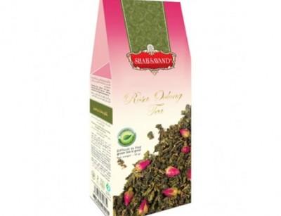 چای اولانگ با گل رز 50 گرمی شاهسوند