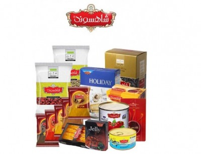 15 محصول غذائی شاهسوند در یک پکیج با ارسال رایگان