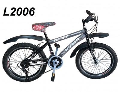 دوچرخه  دنده ای سایز 20 مدل L2006