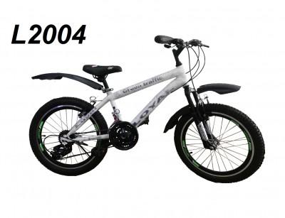 دوچرخه  دنده ای سایز 20 مدل L2004