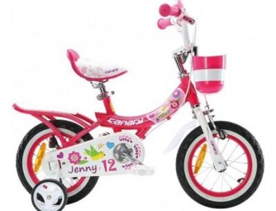 دوچرخه بچه گانه قناری سایز 12و 16 و 20  Jenny