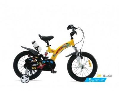 دوچرخه بچه گانه قناری سایز 12 و 16و18  Flying Bear