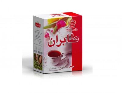 چای ایرانی طابران 450 گرمی ( چای خالص داخله شکسته درجه یک )