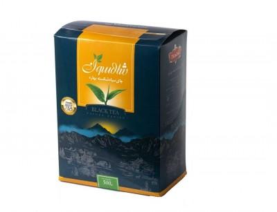 چای ایرانی شکسته بهاره  500 گرمی ( چای سیاه شکسته بهاره 500 گرمی )