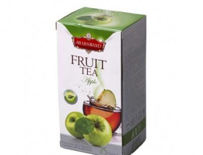 چای کیسه ای با طعم سیب شاهسوند ( 25 کیسه ای )