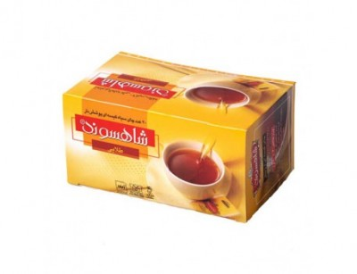 چای کیسه ای ارژینال شاهسوند ( 20 کیسه ای )