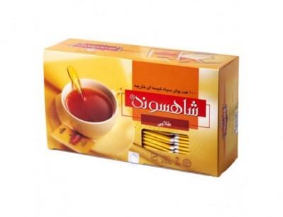 چای کیسه ای ارژینال شاهسوند ( 100 کیسه ای )