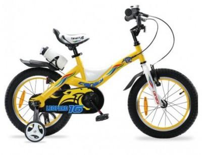 دوچرخه بچه گانه قناری سایز 16 Canary Leopard  با گارانتی  یک ساله و امکان پرداخت در محل