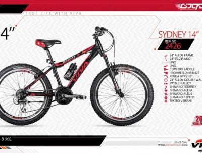 دوچرخه ویوا سیدنی 14 سایز 24 مدل 2426 VIVA SYDNEY