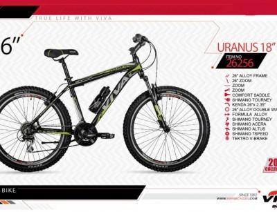 دوچرخه کوهستان ویوا مدل اورانوس کد 26256  سایز 26 -  VIVA URANUS18- 2019 colection