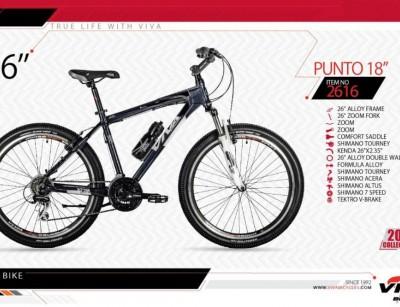 دوچرخه کوهستان ویوا مدل پونتو کد 2616 سایز 26 -  VIVA PUNTO18- 2019 colection