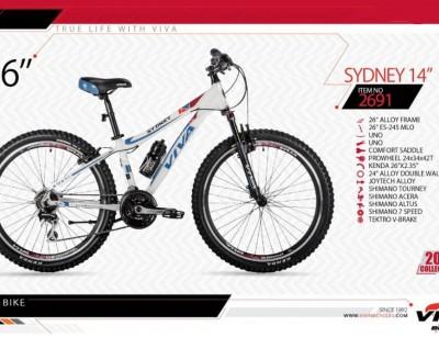 دوچرخه کوهستان ویوا سیدنی مدل 2691 سایز 26 -  VIVA SYDNEY14- 2019 colection