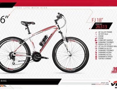 دوچرخه کوهستان ویوا مدل اف جی کد 26313 سایز 26 -  VIVA FJ18 - 2019 colection