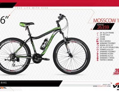 دوچرخه کوهستان ویوا مدل مسکو کد 26359 سایز 26 -  VIVA MOSSCOW18 - 2019 colection